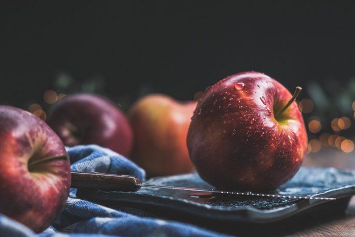 alimentacion manzanas