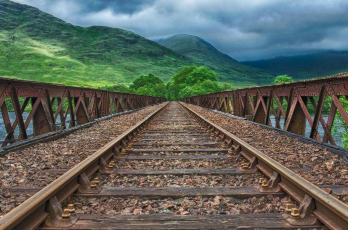 ferrocarril, tren