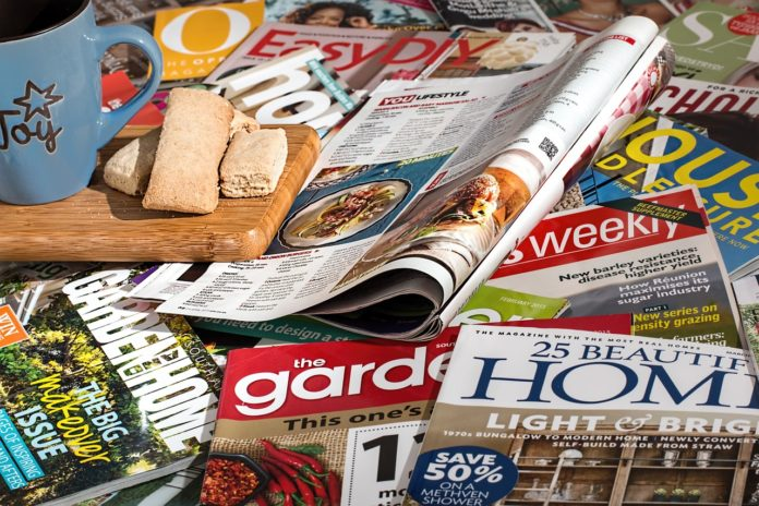 revistas medios comunicacion